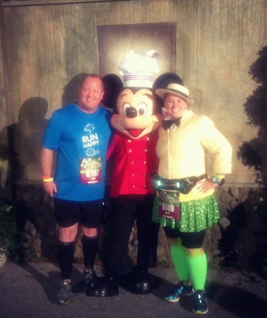 Chef-Mickey