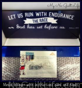 Gone For A Run Medal Hanger- Product Review