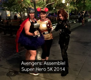 Inaugural Avengers 5K Race Re-Cap