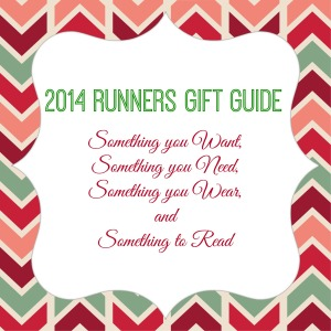 2014 Runners Gift Guide | Tuesdays on the Run