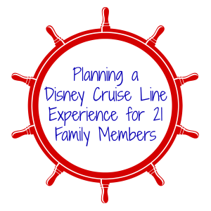 Making the Family Announcement | Planning an Extended Family Disney Cruise