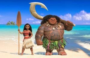 Moana | Family Activities & Poster