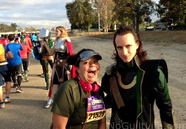 #TeamLoki in the house!