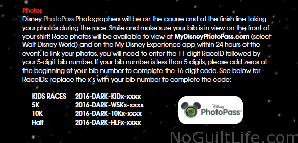 SW photopass Darks Side