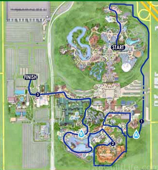 Tinker Bell Half 2016 Event Guide, Course Maps | No-Guilt Disney on map of keesler, map of hickam, map of kadena, map of lackland, map of hanscom, map of macdill, map of royal road, map of mcchord, map of incirlik, map of alchemist,