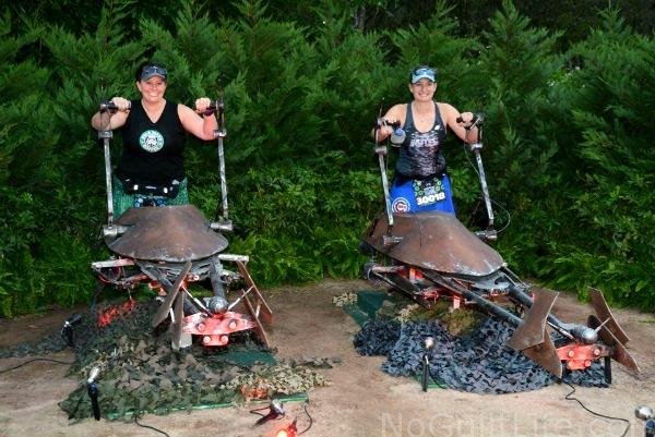 Speeder Bikes runDIsney dark side pp