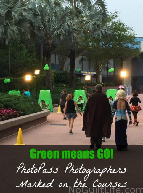 pp green tents rundisney dark side