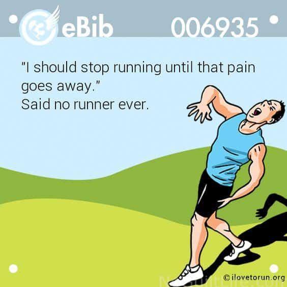 runner pain