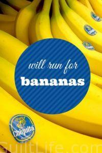 Runners Are Bananas   Walt Disney World Contest By Chiquita