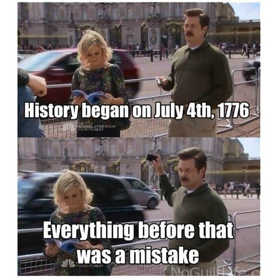 4th july mistake funny 4th of july monday memes my no guilt life my no guilt life