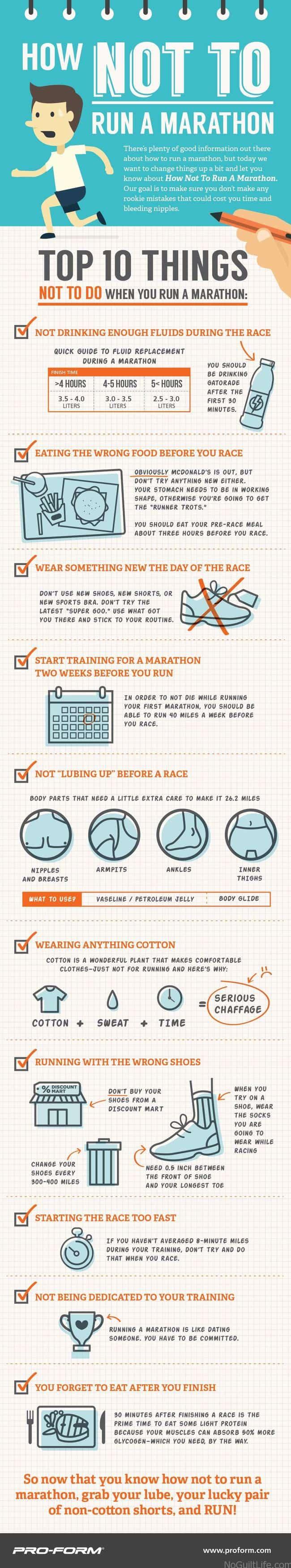 Running the Walt Disney World Marathon in 2018? Today starts your 29-week Galloway training. Marathon training tips (not to do) for your marathon training.