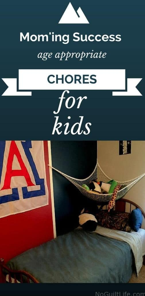 Age appropriate chores for kids. Mom success! Parenting Hacks | Mom | Dad | Tips