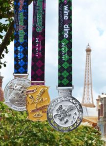 Wine and Dine Weekend Full Medal Reveal