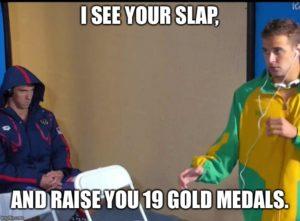 Phelps Face | Monday Memes