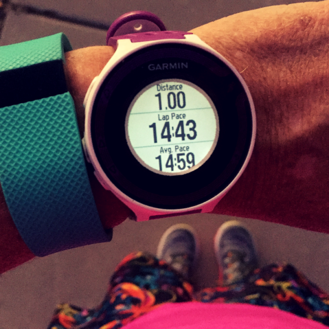 Hard to be in love when you are normally 2 min faster at this point in training. Gah.