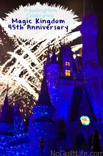 magic-kingdom-45th-anniversary-pin Walt Disney World Birthday