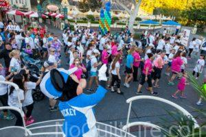 Three Great Reasons to CHOC Walk at Disneyland