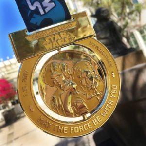 Star Wars Medals | 2017 Light Side