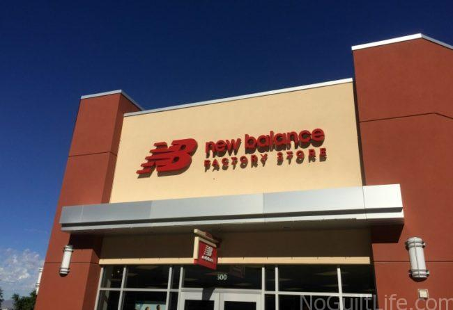 New Balance Outlet Stores Carrying runDisney Shoes. runDisney New Balance running shoes are hot items at the race expos. You can get them at Walt Disney World or Disneyland. And now? It seems you can get them at the New Balance Outlet stores!