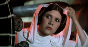 A Great Disturbance in the Force | RIP Carrie Fisher