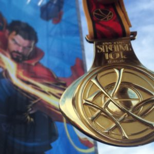 runDisney Super Heroes Half Weekend | Doctor Strange 10K Recap
