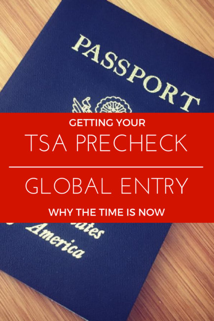 TSA PreCheck program is changing. Why now is the time to get your approval or your Global Entry for travel.