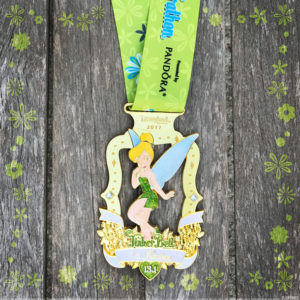 runDisney 2017 Tinker Bell Half Marathon Medals: SWOON