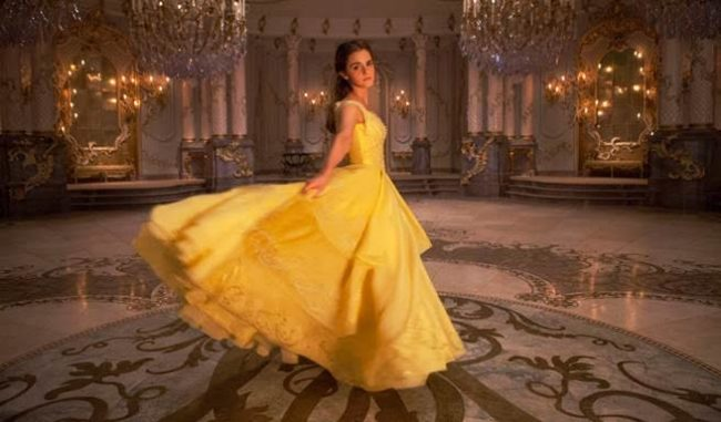 beauty and the beast emma watson valentine cards