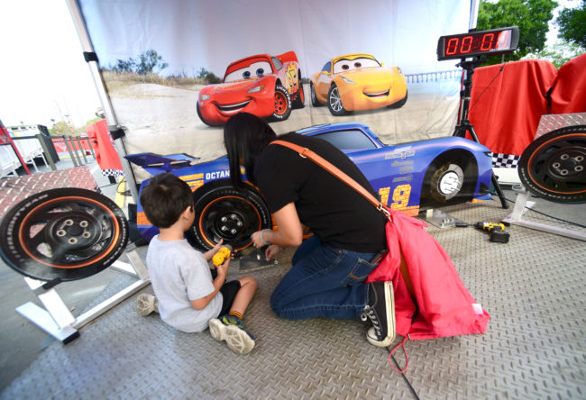 Cars 3 Road to the Races Nationwide Tour Dates