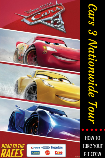 ka chow cars 3 road to the races nationwide tour my no guilt life my no guilt life. Black Bedroom Furniture Sets. Home Design Ideas