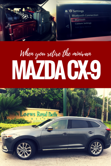Buying a new car? You may want to give the Mazda CX9 a look! Moms & dads in the car market will love the interior, cargo space, and upgrades!