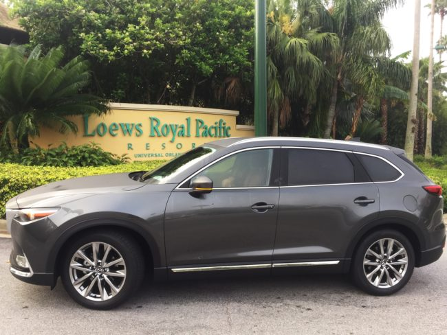 Review of the Mazda CX-9 from a Mom point of view