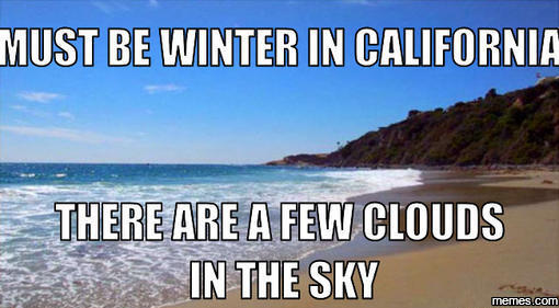 funny winter weather memes