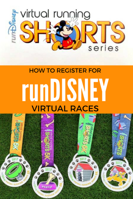 rundisney virtual medals are here: register today to runDisney at home!