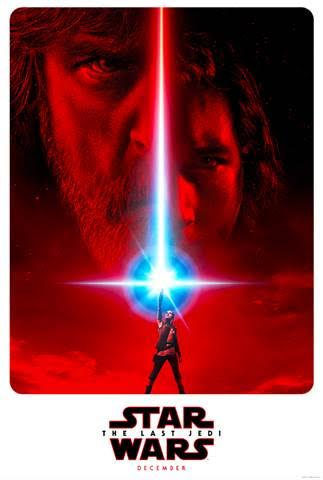 Star Wars: The Last Jedi trailer and poster.
