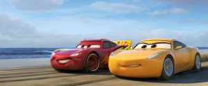 Cars 3 Activity Sheets For the Family