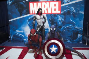 First Guide to Marvel at D23 Expo