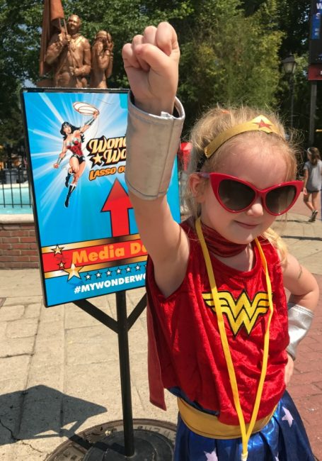 lasso of truth at six flags america