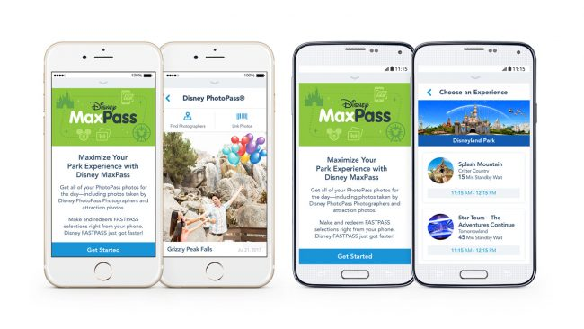 Guide to Disneyland max pass FastPass