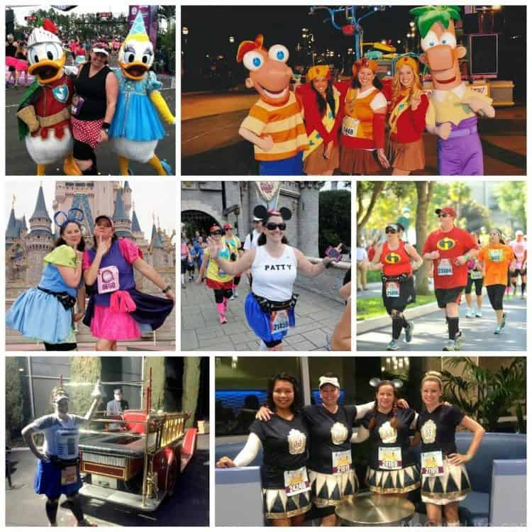 runDisney running costumes