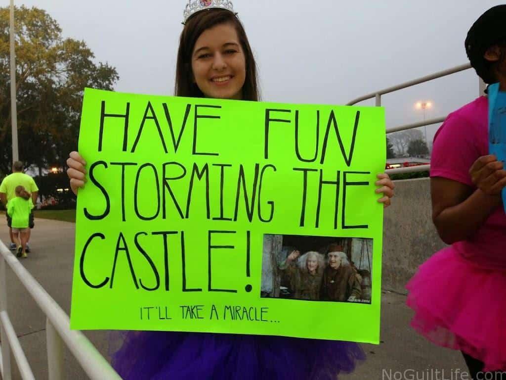 We Stormed the Castle: 2014 Princess Half Marathon Race Re-Caps