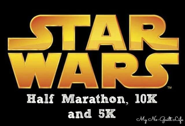 Star Wars Half 10K 5K