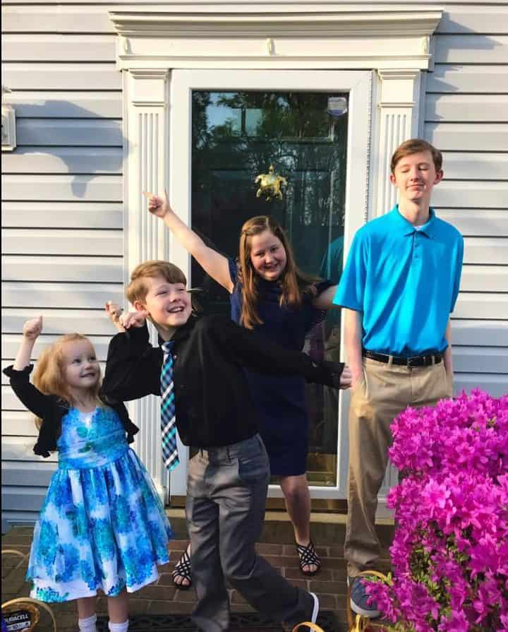 The Kids Are Growing Up | Mom Monday