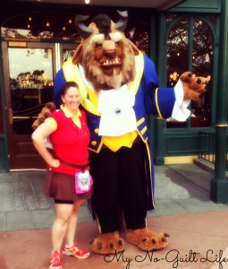 Gaston and Beast