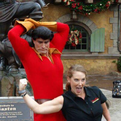 Awkward Character Meet and Greets: No One Greets Guests Like Gaston