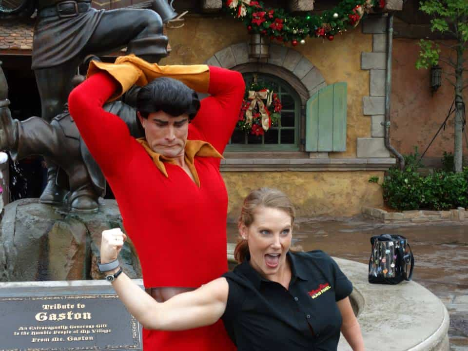No One Greets Guests Like Gaston