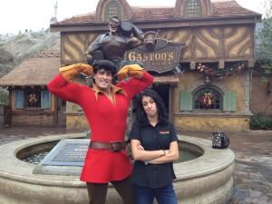 Gaston and Tania