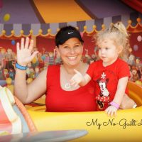 Six Tips for Traveling to Disney World with Toddlers