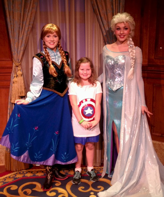 Anna and elsa claire1