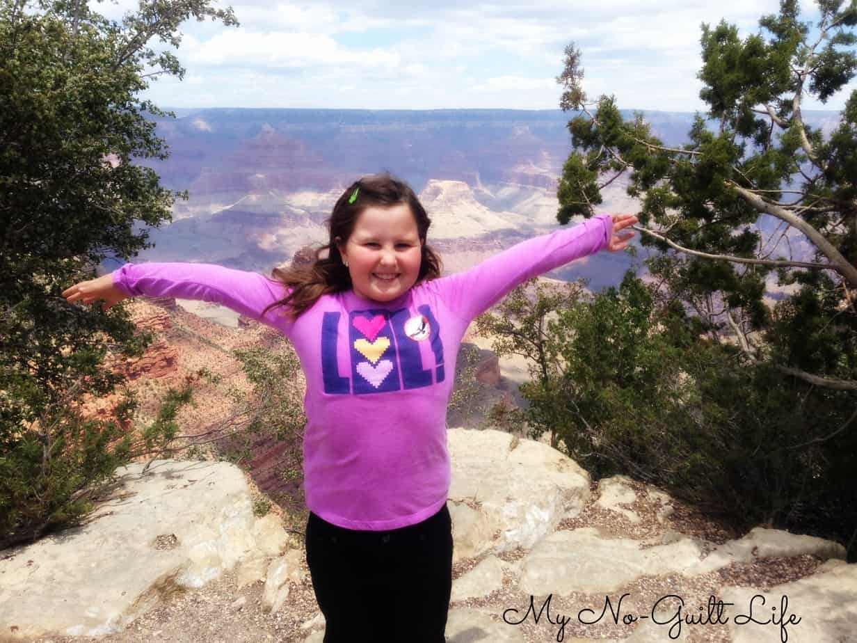 The Grand Visit to the Grand Canyon